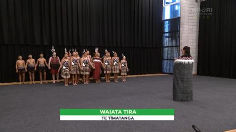 Video for 2021 Kura Tuatahi - Tāmaki, Papatoetoe Intermediate - Te Whakapokai o Tara, Full Bracket