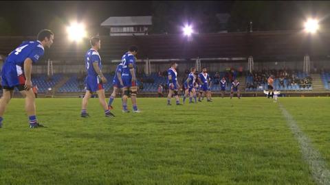 Video for ARL 2018, Sharman Cup Championship Major Final, Te Atatu Roosters ki New Lynn Stags