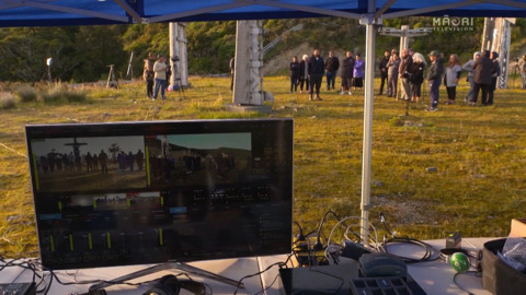 Video for Emerging Māori producers take up new screen development programme