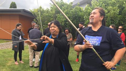 Video for Restrengthening the houses of the Kīngitanga Movement