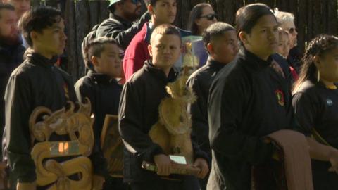 Video for Te Mana Kuratahi returns to where it all began