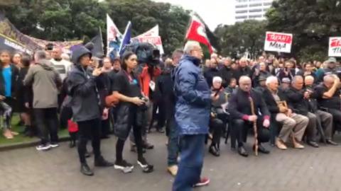 Video for Tauranga Moana oppose Hauraki settlement