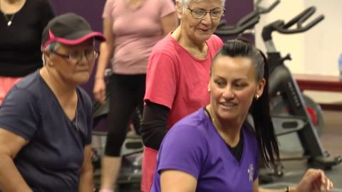 Video for Kaumātua Iron Māori te wāhi haerenga mo tētahi kapa nō Rotorua