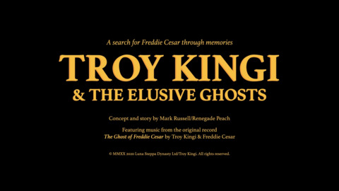 Video for Troy Kingi and the Elusive Ghosts, Ūpoko 1
