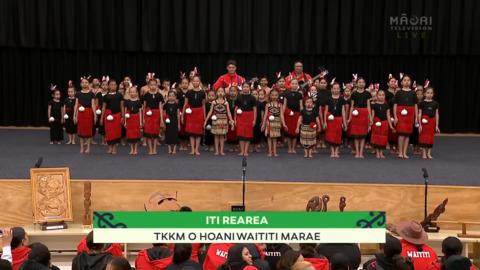 Video for 2021 Kura Tuatahi - Tāmaki, Te KKM o Hoani Waititi Marae - Iti Rearea, Full Bracket
