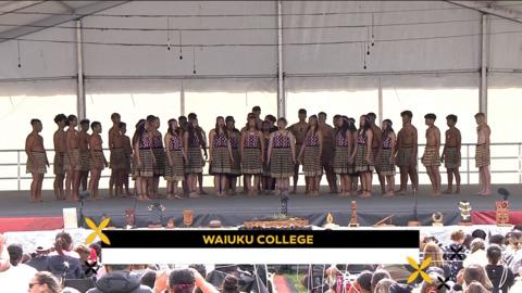 Video for 2021 ASB Polyfest, Waiuku College , Full Bracket