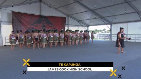 Video for 2021 ASB Polyfest, Te Kapunga - James Cook High School, Full Bracket