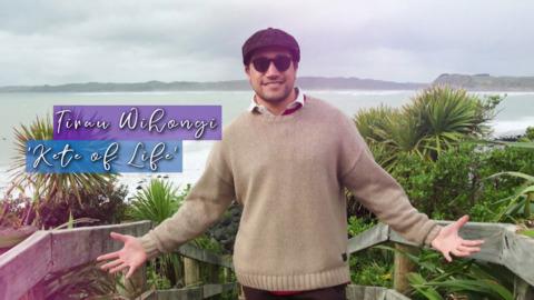 Video for Pao Pao Pao - Between the Lines - Web series, Tirau Wihongi