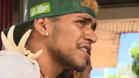 Video for Kua kainga rua a Tahiti mō ngā kaihoe nō Aotearoa