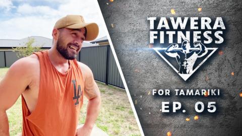 Video for Tawera Fitness for Tamariki, Ūpoko 5