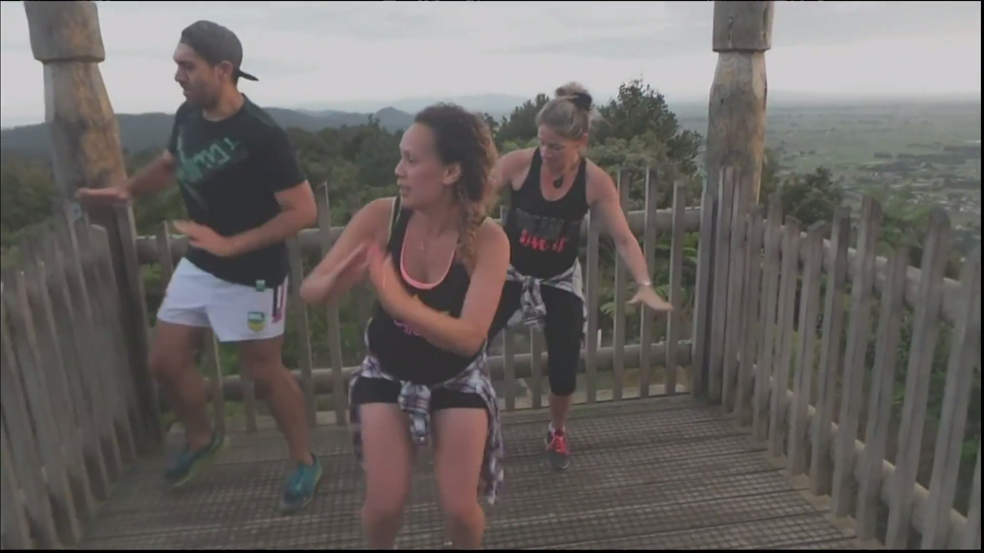 Video for Māori Zumba instructor picked from 700 for world competition