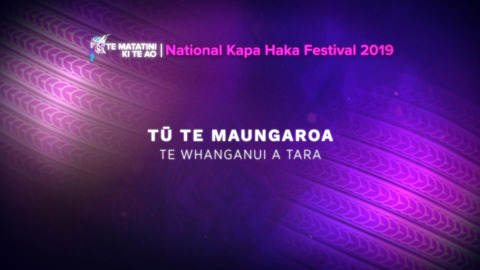Video for Te Matatini ki te Ao 2019, Episode 18