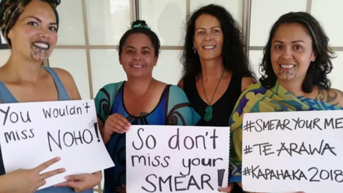 Video for Te Whakarewa o te rā 'Smear Your Mean'