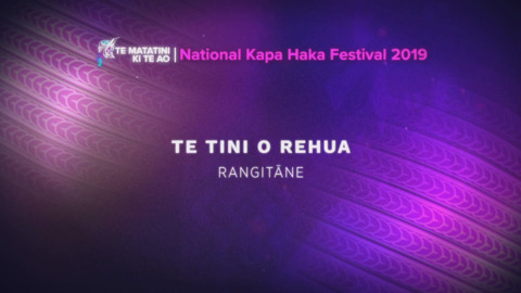 Video for Te Matatini ki te Ao 2019, Episode 37