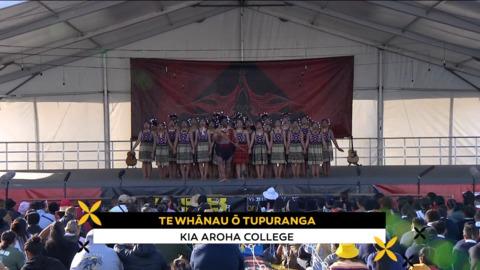Video for 2021 ASB Polyfest, Te Whānau o Tupuranga - Kia Aroha College, Full Bracket