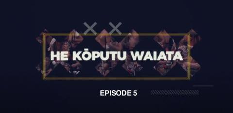 Video for Mauri Reo Mauri Ora Wharekura, Ūpoko 45