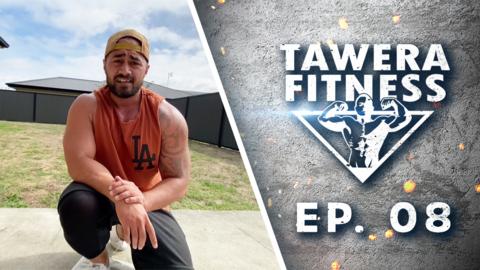 Video for Tawera Fitness, 8, Kua rite? He mahi whakapakari kei te haere!