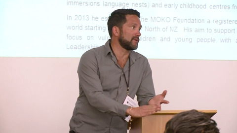 Video for Dr Lance O'Sullivan to present at New York UN indigenous forum