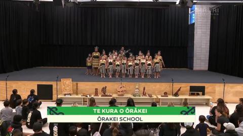 Video for 2021 Kura Tuatahi - Tāmaki, Ōrakei, Full Bracket