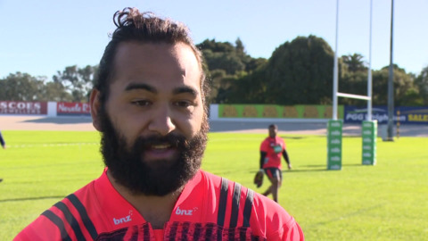 Video for Reo Māori teacher, Super rugby player