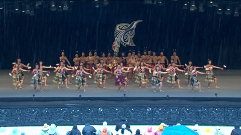 Video for Kura Kaupapa graduates make their mark at Matatini