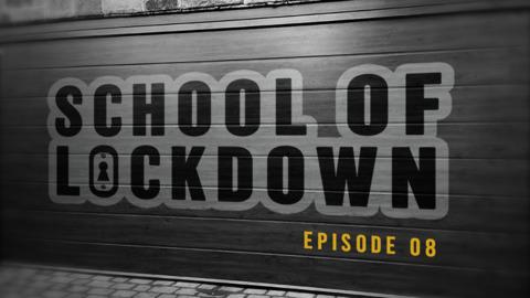 Video for School of Lockdown, Ep 8: He akoako ka kāhakina!