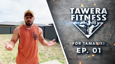 Video for Tawera Fitness for Tamariki, Ūpoko 1