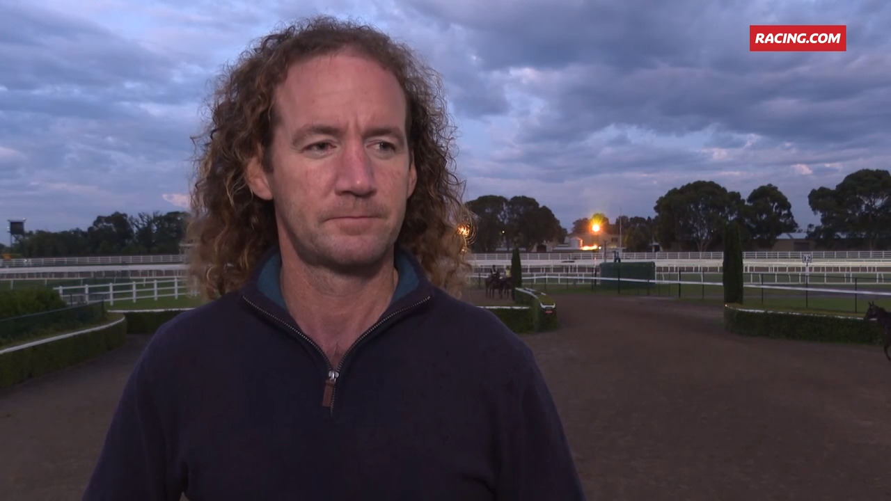 Ciaron Maher has six runners lining up in the Blue Diamond