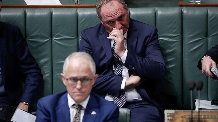 10e5b1523 Ousted Labor senator Sam Dastyari weighs in to Barnaby Joyce scandal