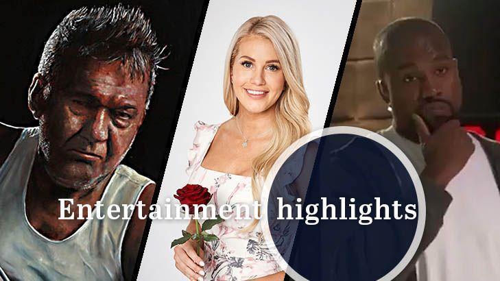 Entertainment news highlights