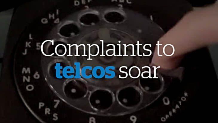 The top ten telcos     for complaints
