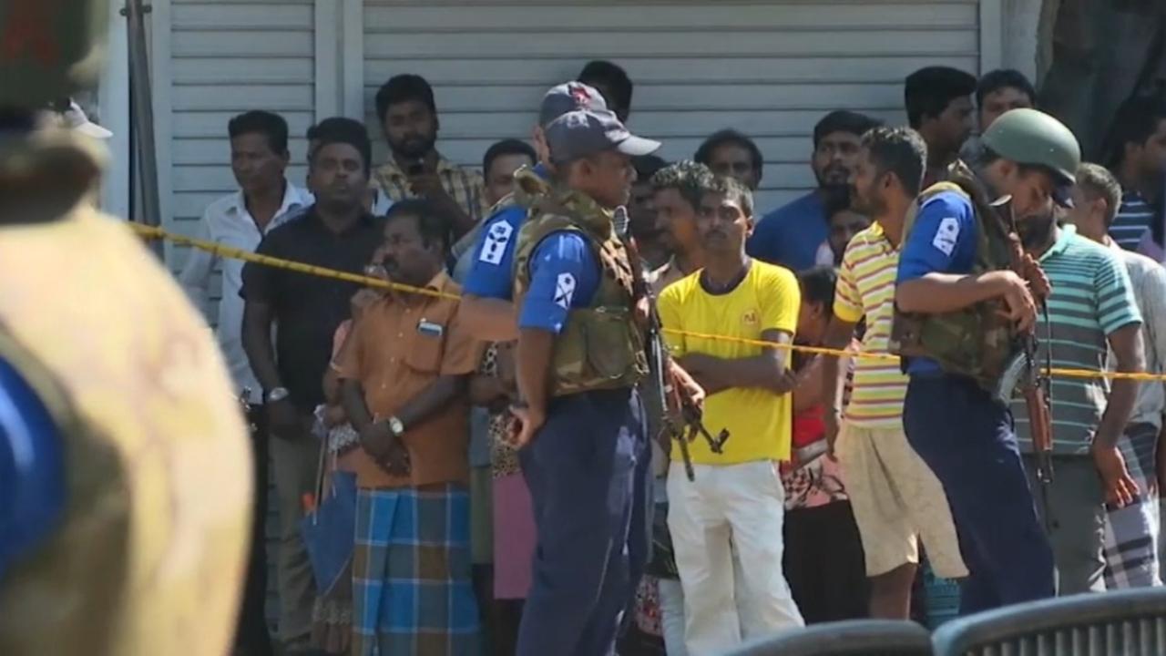 Sri Lanka suicide bomber studied in Australia