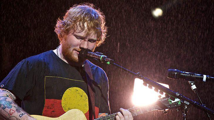 Ed Sheeran sued for copyright infringement … again