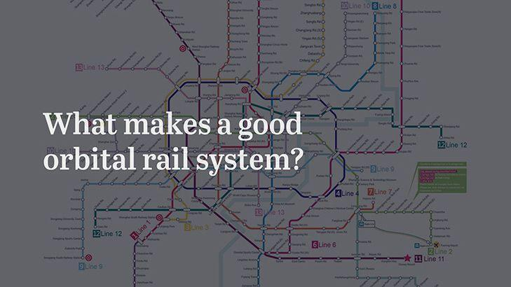 Melbourne suburban rail loop: Can it be built?