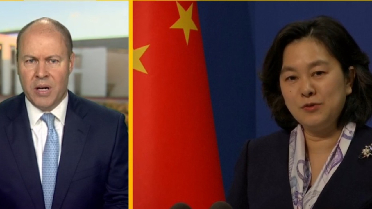 Treasurer on China-Australia trade relationship