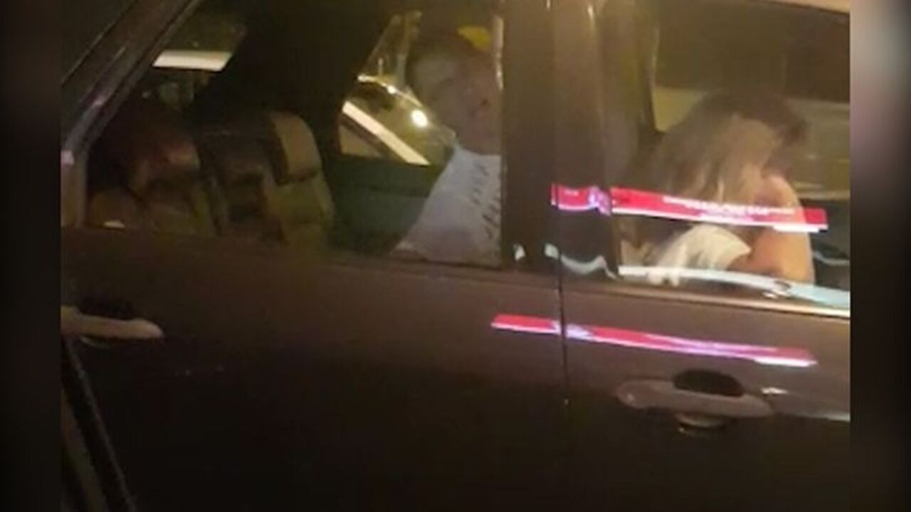 Road rage abuse against Jewish Rabbi caught on video