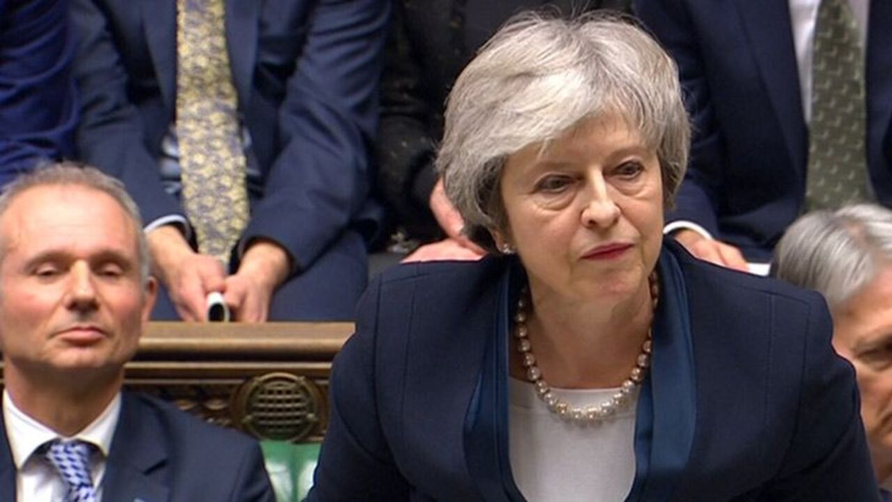 Brexit deal voted down