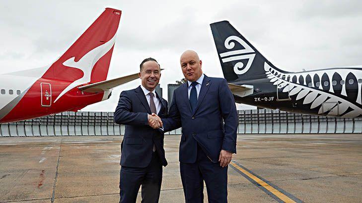 Codeshare makes Qantas, Air NZ 'frenemies'