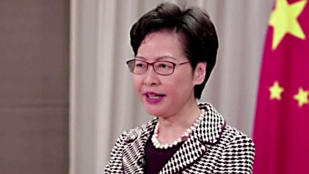 EU, UK condemn China's Hong Kong security law
