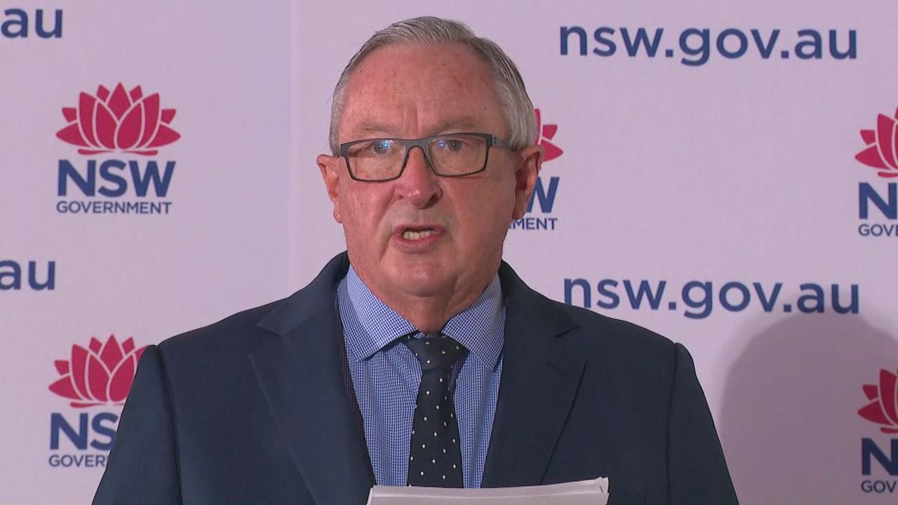 NSW registra 1599 nuevos casos de COVID-19