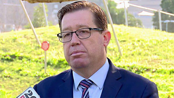 Troy Grant to quit politics