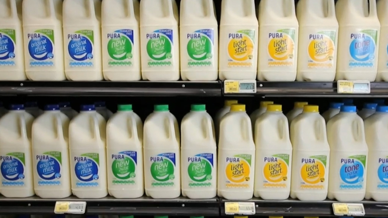 Chinese company buys Aussie milk label in multi-million dollar deal