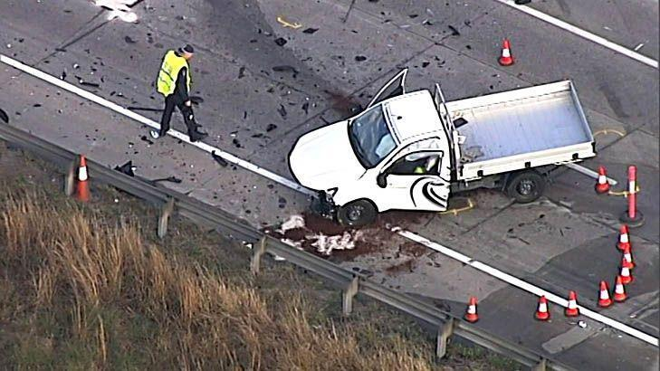 One dead, another seriously injured after fatal head-on M1 motorway