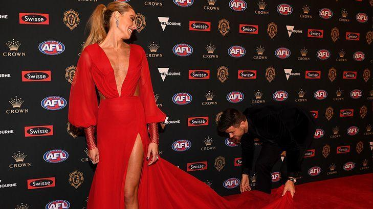 9455fcccfe4 Brownlow 2018  Heavy metal reigns on the red carpet