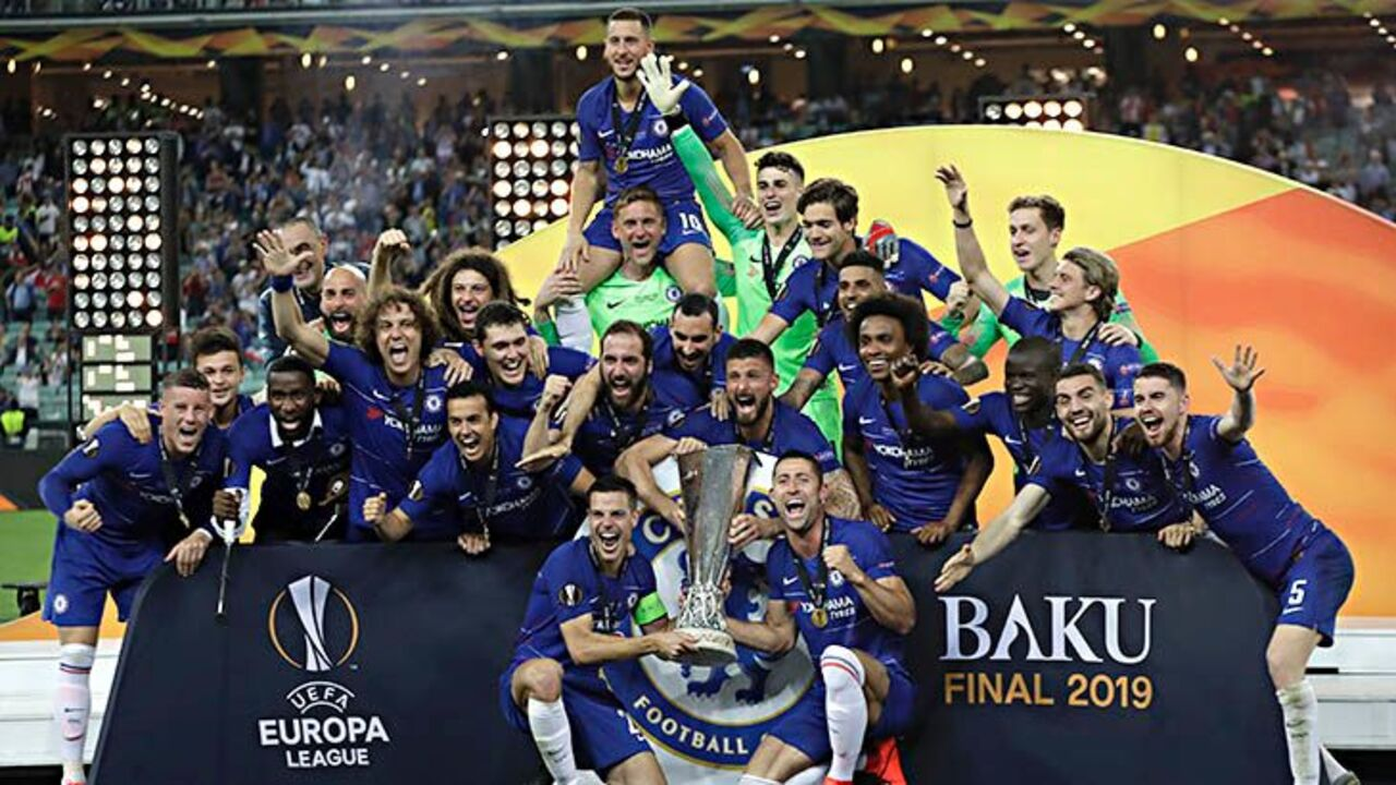 Image result for europa league winners