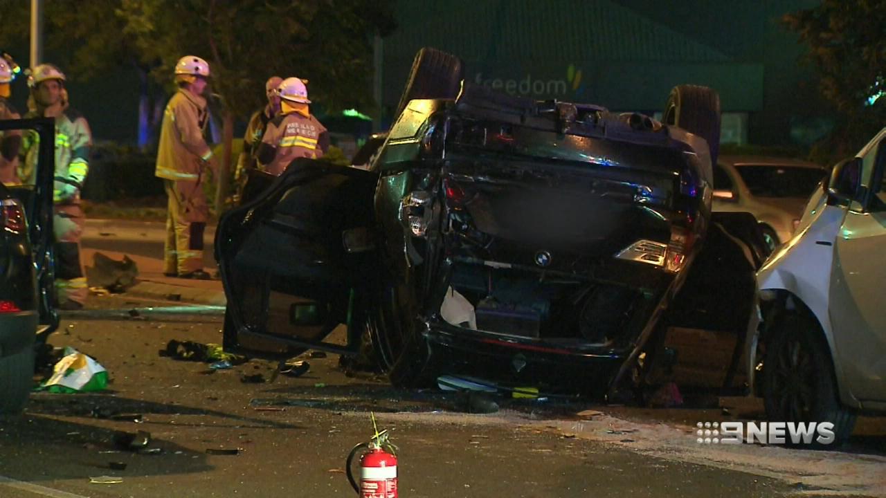 Five dead in shocking 24 hours on Queensland roads