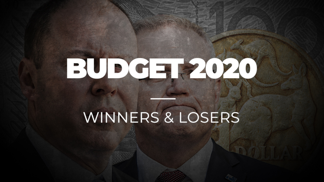 Budget 2020: Winners & Losers