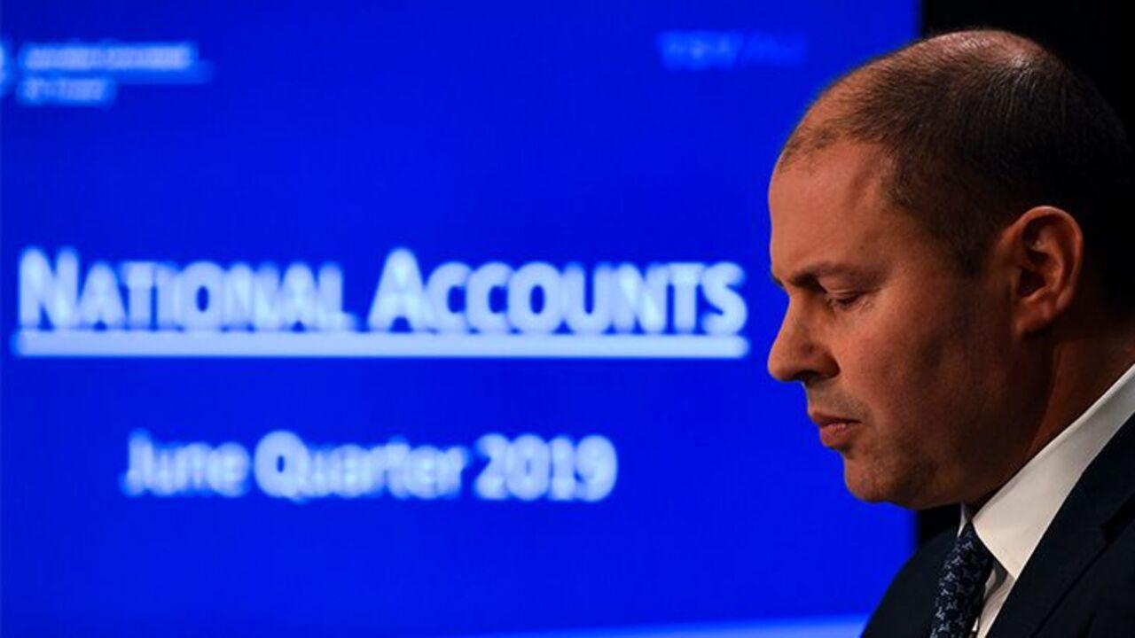 Australian economy's sluggish growth