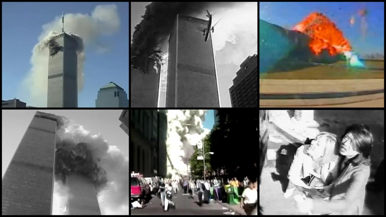 September 11, 2001 as it happened