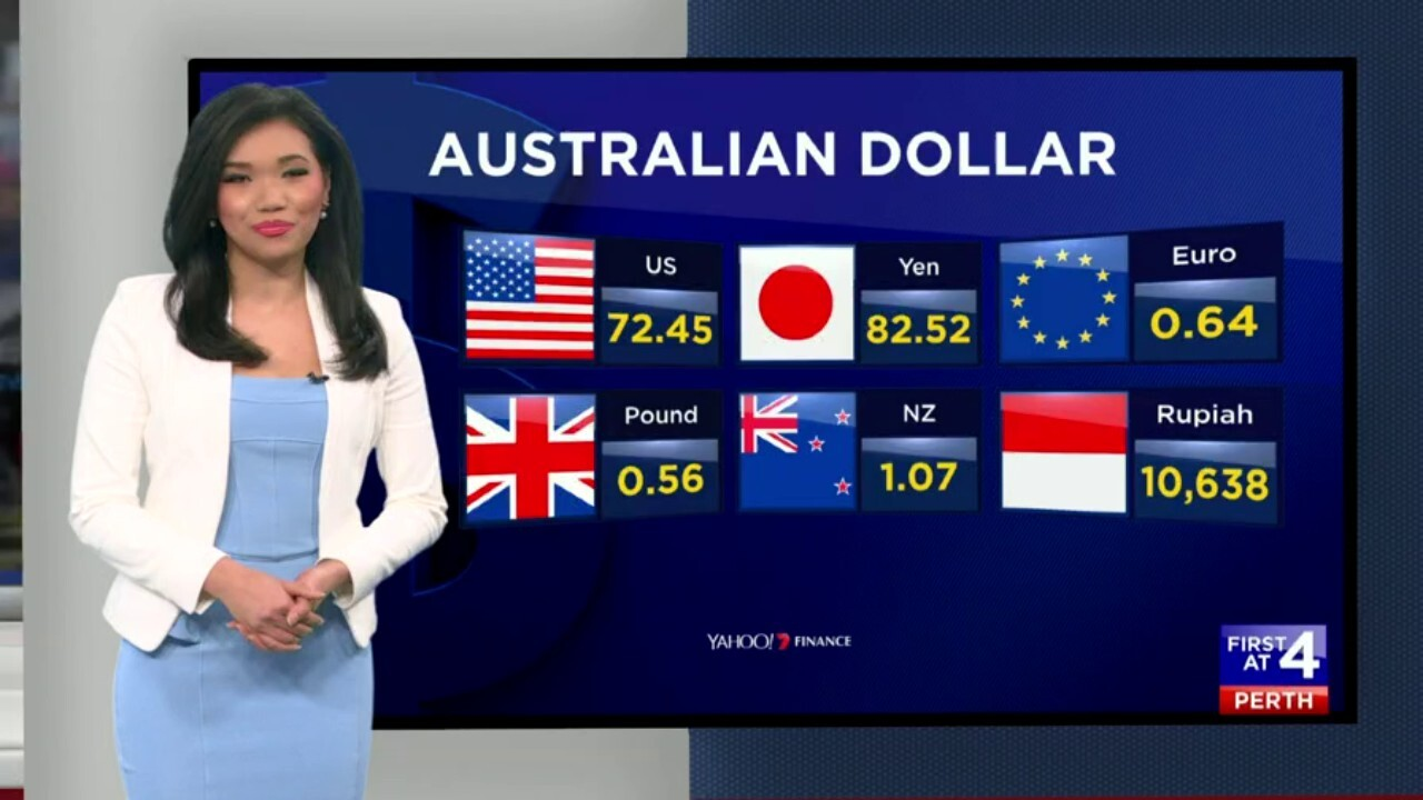 A look at the markets with The West Australian business reporter Meilin Chew.